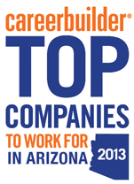 Valley Sleep Center Named Top Place to Work in Arizona