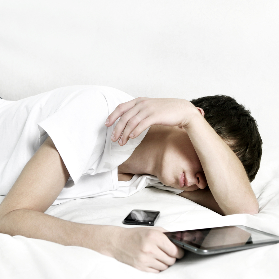 Sleep deprivation in teens