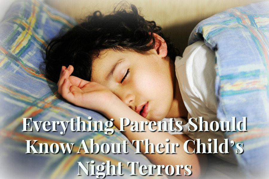 Valley Sleep Center Blog: Everything Parents Should Know About Their Child's Night Terrors