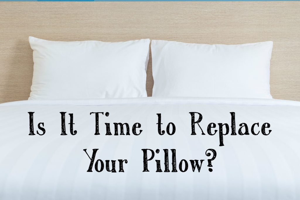 Is It Time To Replace Your Pillow Valley Sleep Center Inspiration Pillow That Covers Your Head
