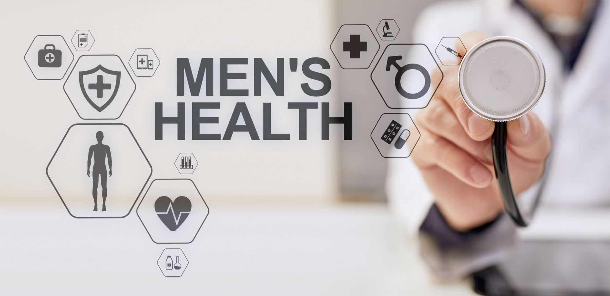 bigstock Mens Health Banner Medical An 306020995