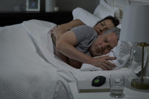 Inspire Sleep Remote Bedside Sleeping