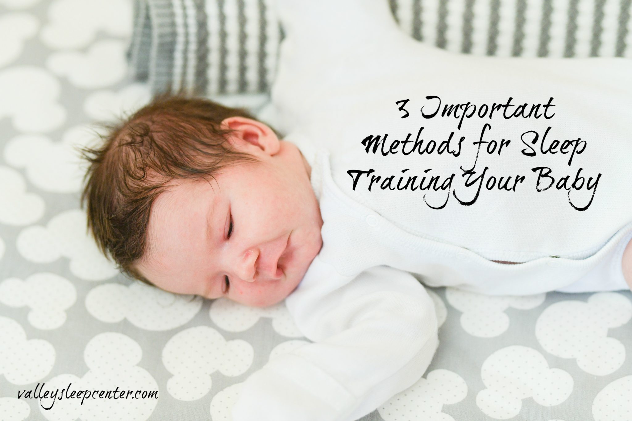 3 proven methods for sleep training your baby