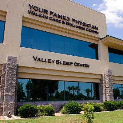 Valley Sleep Center - Sleep Study Clinic